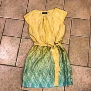 Super cute silky dress